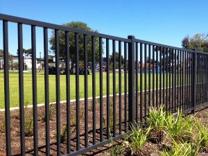 Wrought Iron Fence in Kirkland