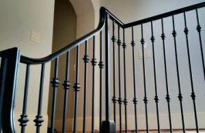 Iron Handrail installation and repair in Kirkland WA